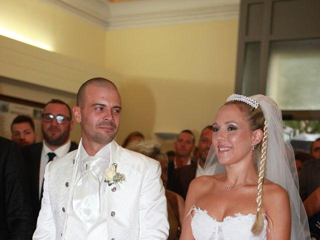 Le mariage de Pascal et Christelle à Redessan, Gard 27