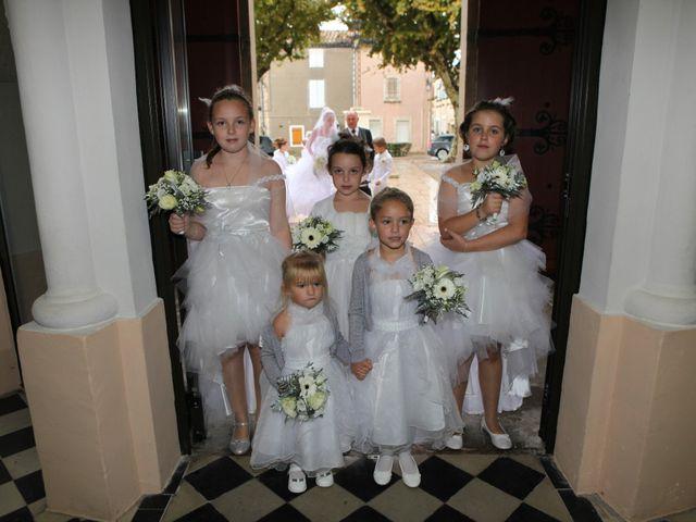 Le mariage de Pascal et Christelle à Redessan, Gard 29