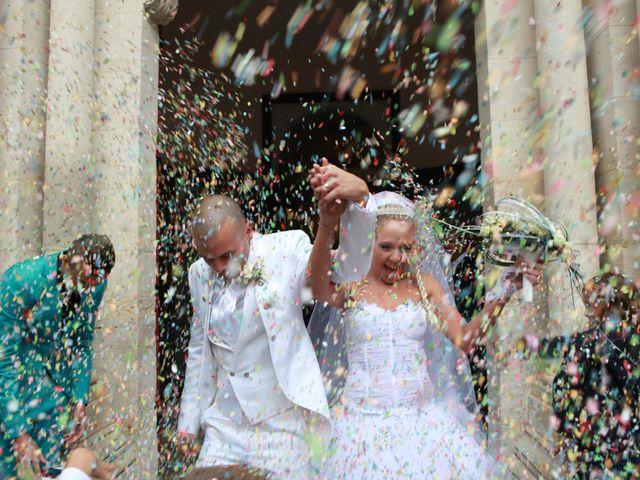 Le mariage de Pascal et Christelle à Redessan, Gard 33