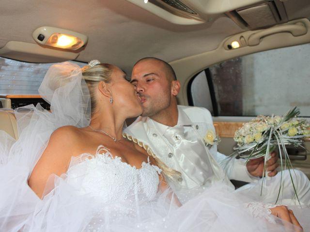 Le mariage de Pascal et Christelle à Redessan, Gard 34