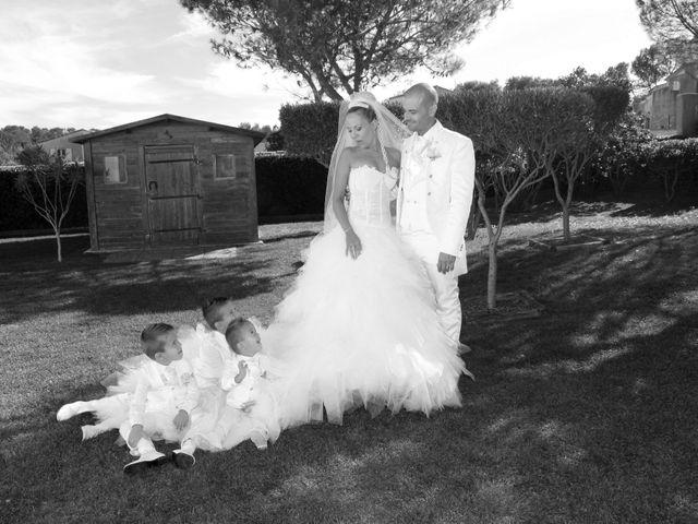 Le mariage de Pascal et Christelle à Redessan, Gard 58