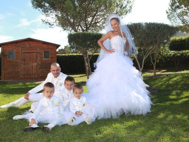 Le mariage de Pascal et Christelle à Redessan, Gard 59