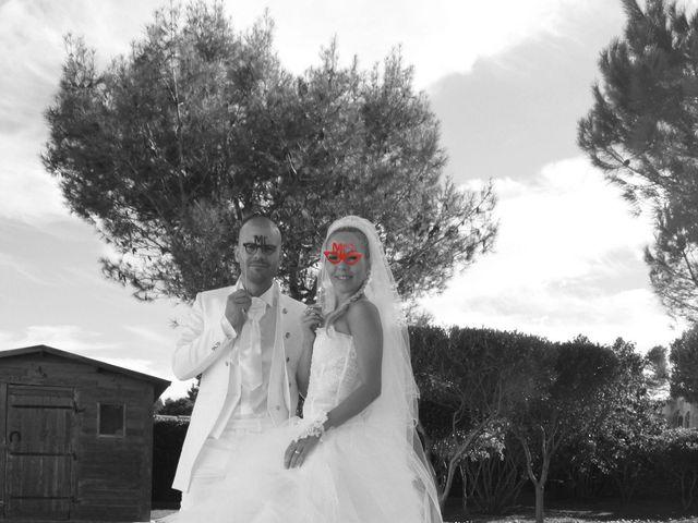 Le mariage de Pascal et Christelle à Redessan, Gard 63