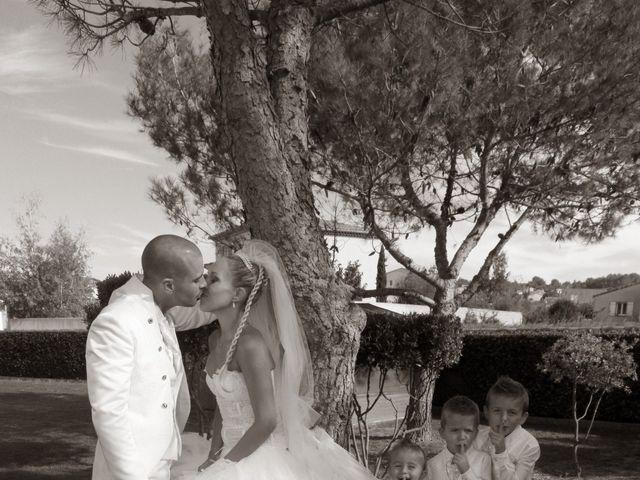Le mariage de Pascal et Christelle à Redessan, Gard 66