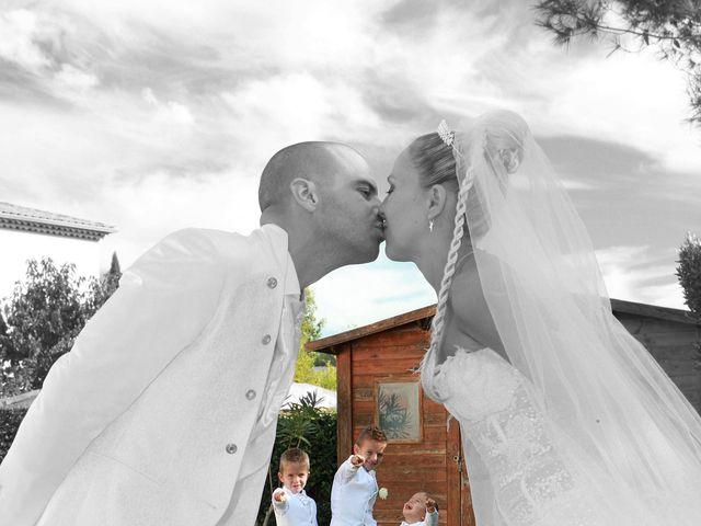 Le mariage de Pascal et Christelle à Redessan, Gard 69