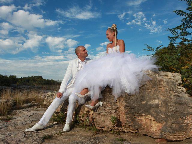 Le mariage de Pascal et Christelle à Redessan, Gard 76