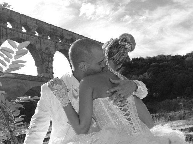 Le mariage de Pascal et Christelle à Redessan, Gard 77