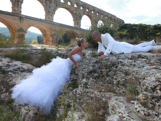 Le mariage de Pascal et Christelle à Redessan, Gard 79