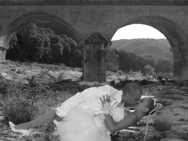 Le mariage de Pascal et Christelle à Redessan, Gard 80