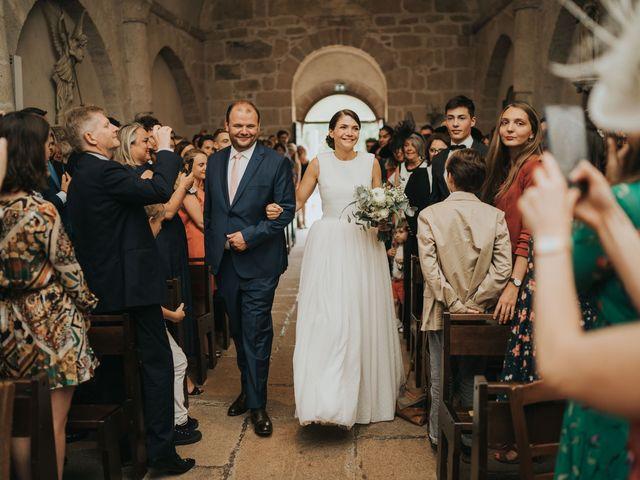 Le mariage de Adrien et Anne-Claire à Limoges, Haute-Vienne 11