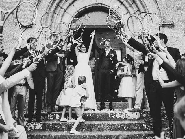 Le mariage de Adrien et Anne-Claire à Limoges, Haute-Vienne 17