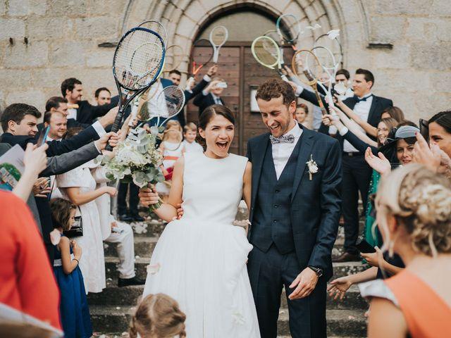 Le mariage de Adrien et Anne-Claire à Limoges, Haute-Vienne 20