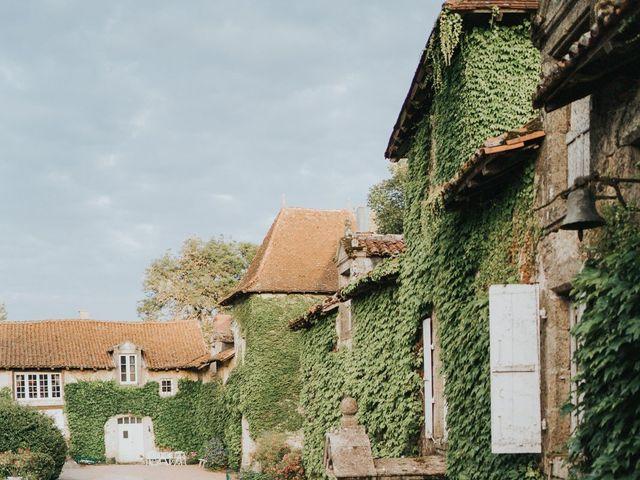 Le mariage de Adrien et Anne-Claire à Limoges, Haute-Vienne 46