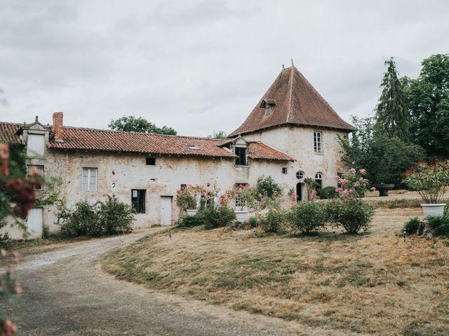 Le mariage de Adrien et Anne-Claire à Limoges, Haute-Vienne 28