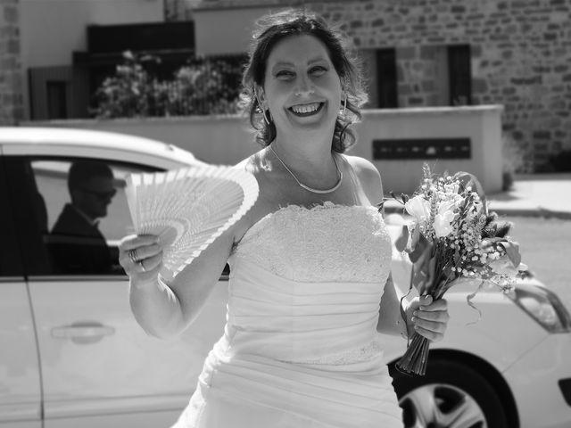 Le mariage de Hervé et Lise à Saint-Sernin, Ardèche 3