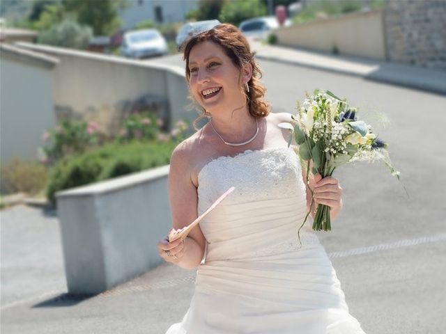 Le mariage de Hervé et Lise à Saint-Sernin, Ardèche 4