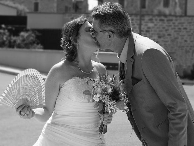 Le mariage de Hervé et Lise à Saint-Sernin, Ardèche 5