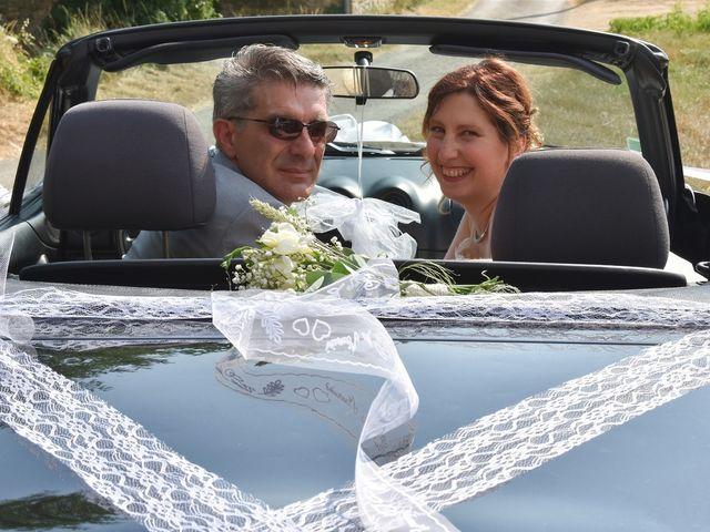 Le mariage de Hervé et Lise à Saint-Sernin, Ardèche 14