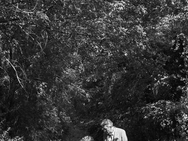 Le mariage de Hervé et Lise à Saint-Sernin, Ardèche 15