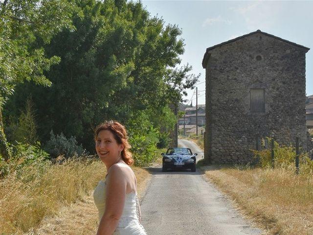Le mariage de Hervé et Lise à Saint-Sernin, Ardèche 16