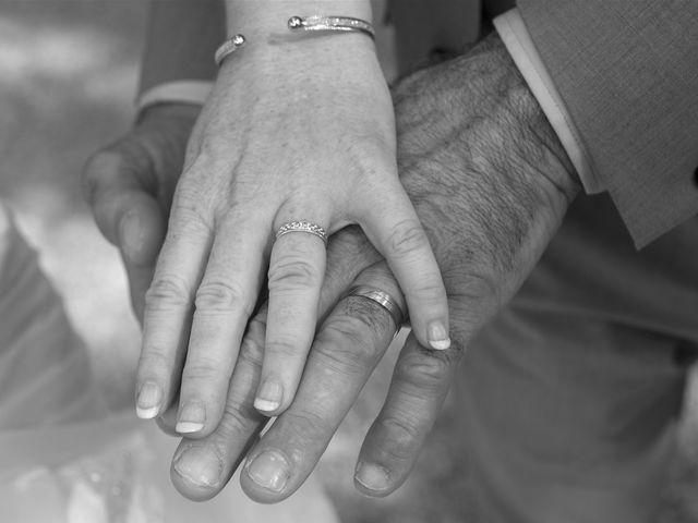 Le mariage de Hervé et Lise à Saint-Sernin, Ardèche 17