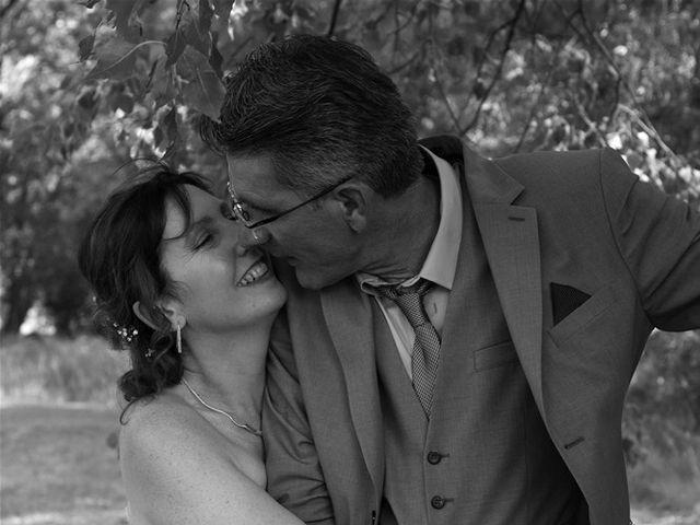 Le mariage de Hervé et Lise à Saint-Sernin, Ardèche 1