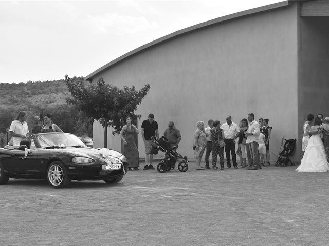 Le mariage de Hervé et Lise à Saint-Sernin, Ardèche 20