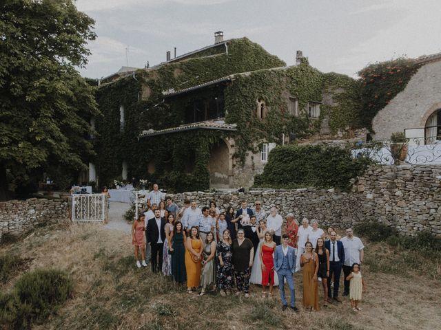 Le mariage de Kevin et Emilie à Aumelas, Hérault 22