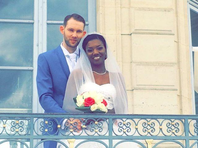 Le mariage de Benoit et Joanne  à Sceaux, Hauts-de-Seine 1