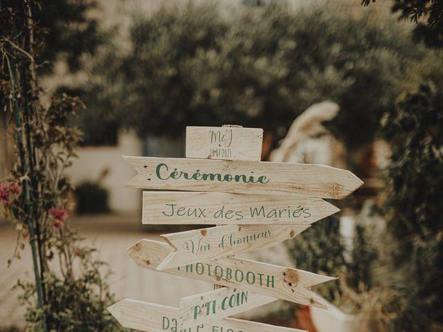 Le mariage de Jérémie et Mandy à Garons, Gard 20
