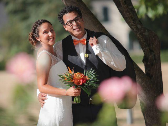 Le mariage de Anthony et Morgane à Laillé, Ille et Vilaine 8