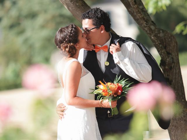 Le mariage de Anthony et Morgane à Laillé, Ille et Vilaine 9