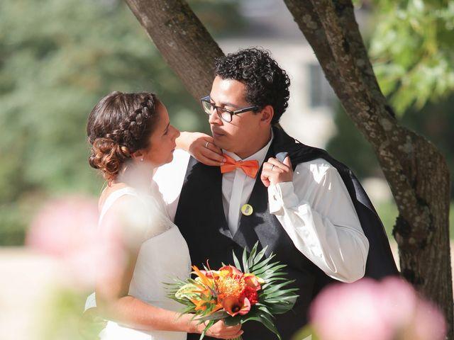 Le mariage de Anthony et Morgane à Laillé, Ille et Vilaine 10