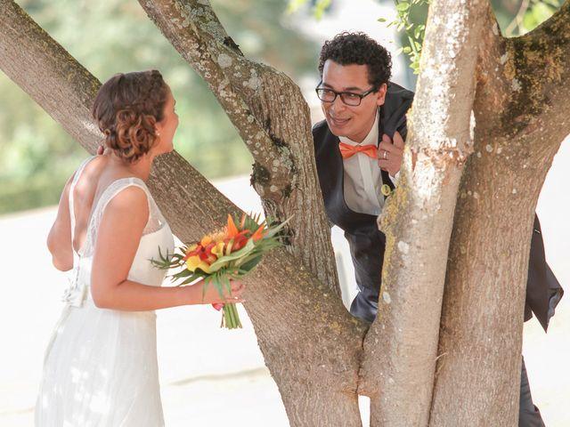 Le mariage de Anthony et Morgane à Laillé, Ille et Vilaine 11