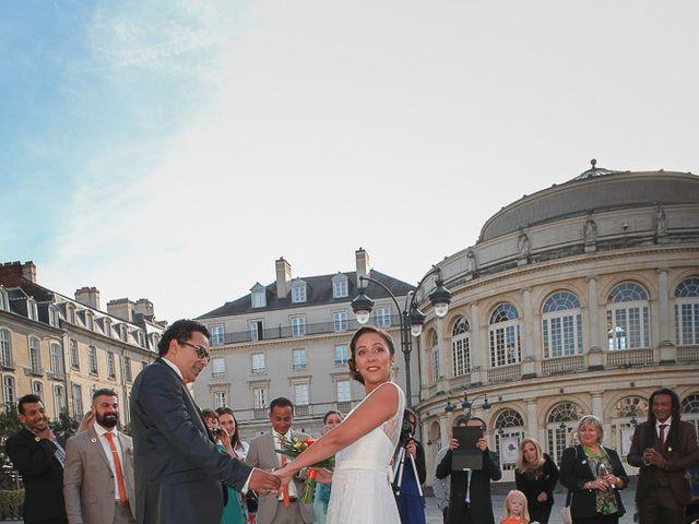Le mariage de Anthony et Morgane à Laillé, Ille et Vilaine 24