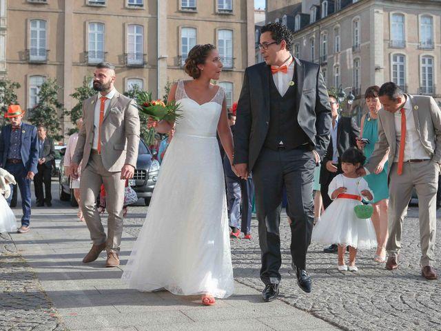 Le mariage de Anthony et Morgane à Laillé, Ille et Vilaine 1