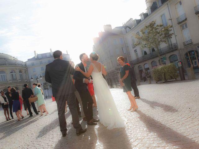 Le mariage de Anthony et Morgane à Laillé, Ille et Vilaine 30