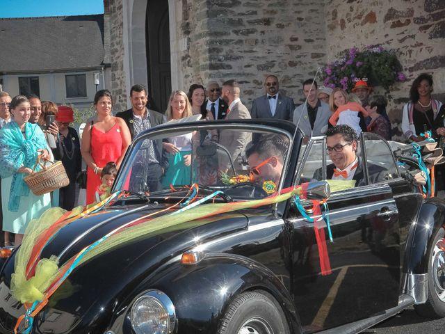 Le mariage de Anthony et Morgane à Laillé, Ille et Vilaine 31