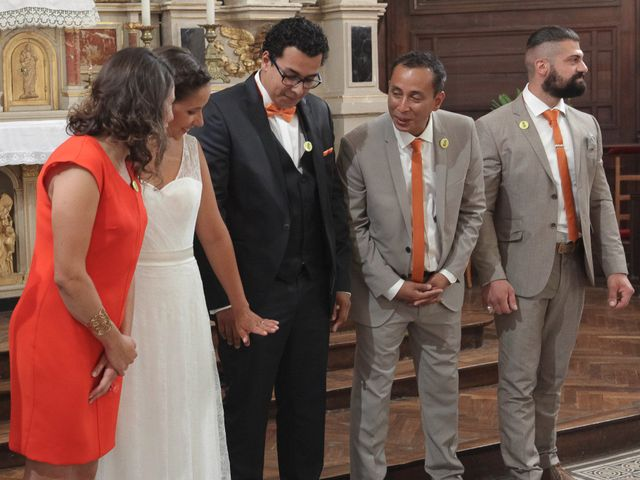 Le mariage de Anthony et Morgane à Laillé, Ille et Vilaine 48
