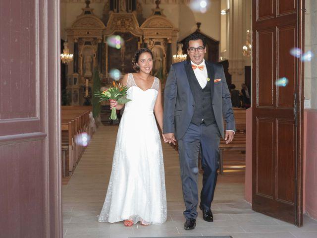 Le mariage de Anthony et Morgane à Laillé, Ille et Vilaine 49