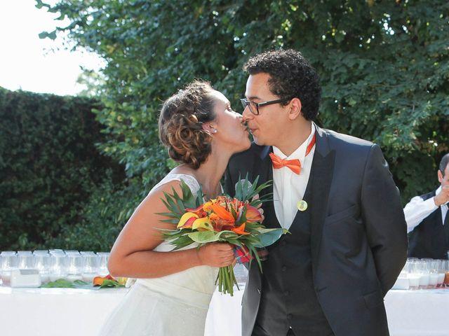 Le mariage de Anthony et Morgane à Laillé, Ille et Vilaine 57