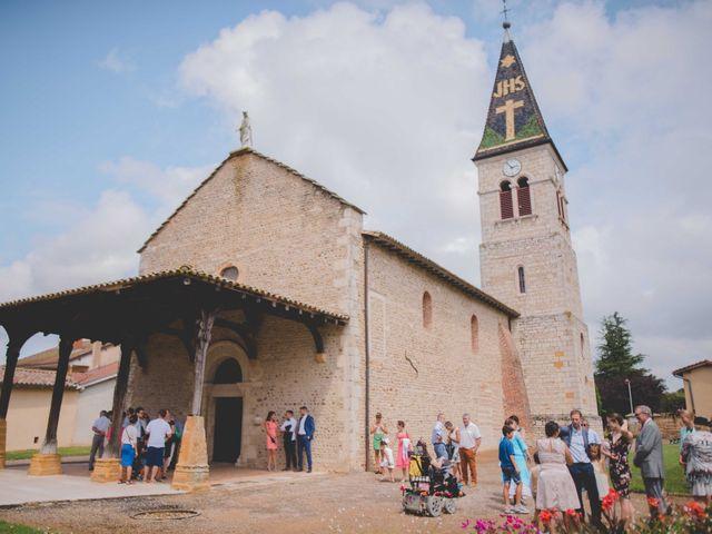 Le mariage de Eunjung et Guillaume à Ars-sur-Formans, Ain 5
