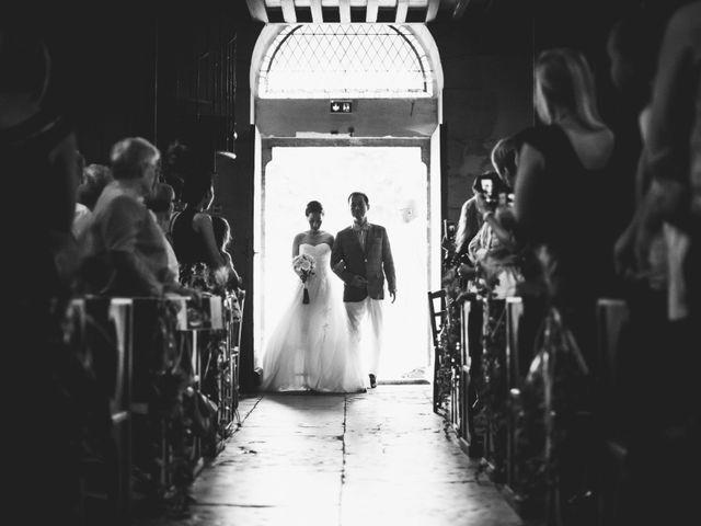 Le mariage de Eunjung et Guillaume à Ars-sur-Formans, Ain 6