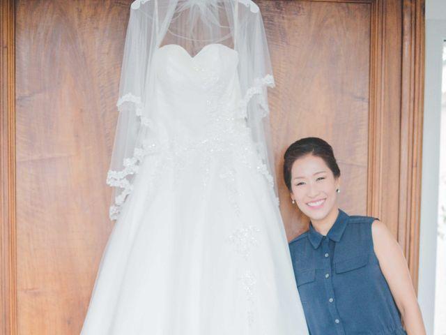 Le mariage de Eunjung et Guillaume à Ars-sur-Formans, Ain 12