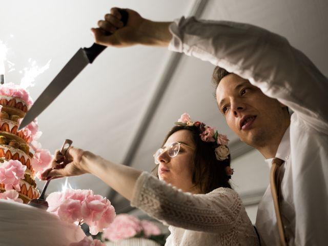 Le mariage de Antoine et Florence à Valflaunès, Hérault 104