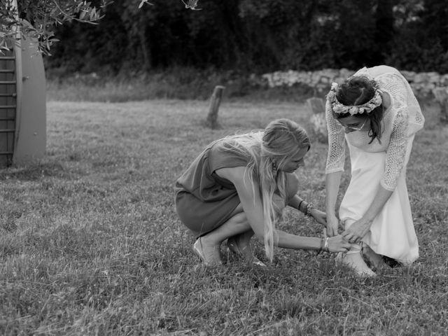 Le mariage de Antoine et Florence à Valflaunès, Hérault 79