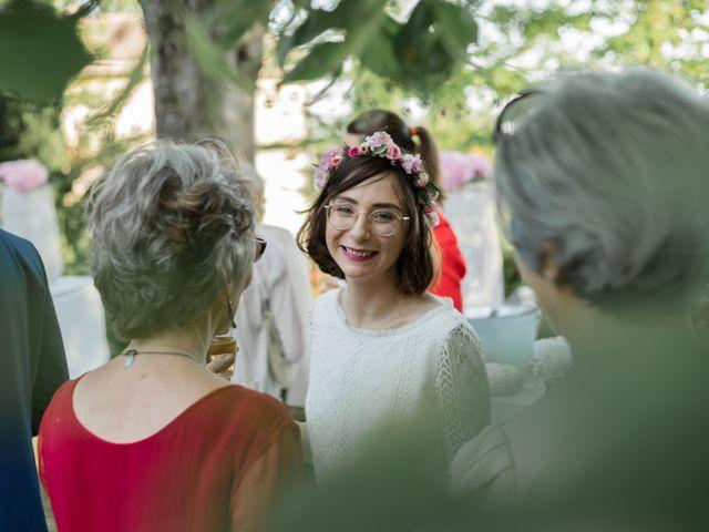 Le mariage de Antoine et Florence à Valflaunès, Hérault 89
