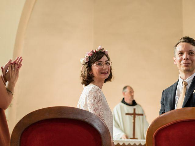 Le mariage de Antoine et Florence à Valflaunès, Hérault 33