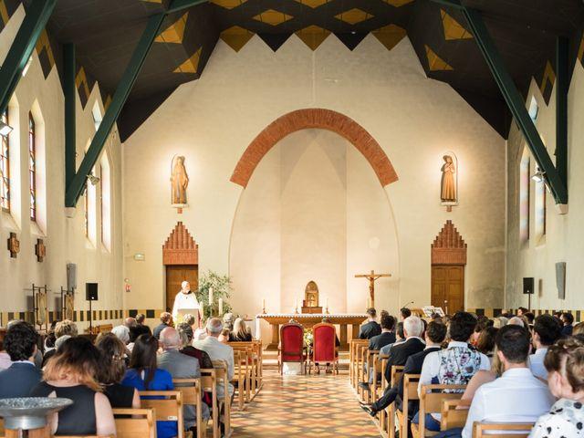 Le mariage de Antoine et Florence à Valflaunès, Hérault 20