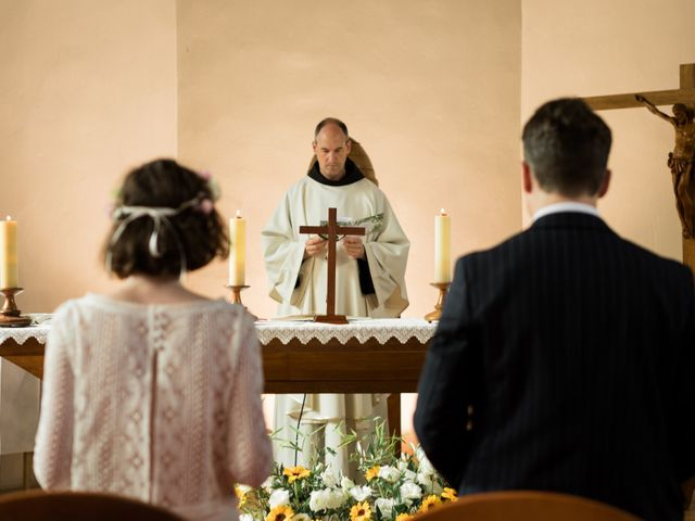 Le mariage de Antoine et Florence à Valflaunès, Hérault 30